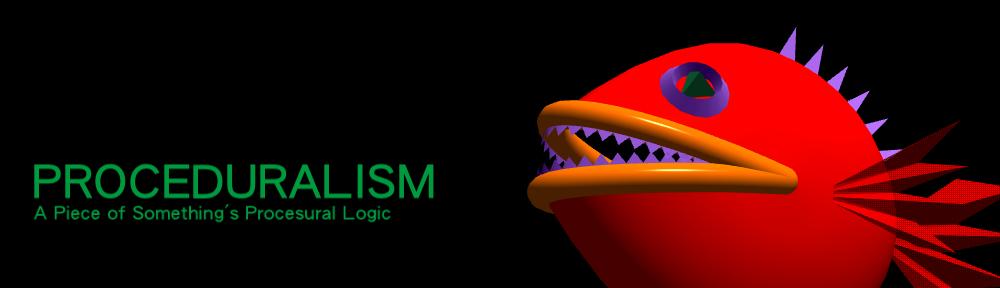 PROCEDURALISM